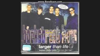 Backstreet Boys Larger Than Life Адаптация на Русский