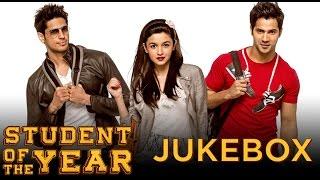Student Of The Year Full Audio Songs JUKEBOX | Alia Bhatt, Sidharath Malhotra, V …