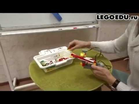 Видео обзор конструктора Lego Education WeDo 9580