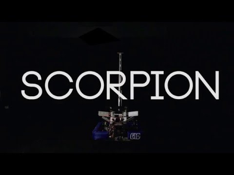 Team 610 Release Video 2016: Scorpion