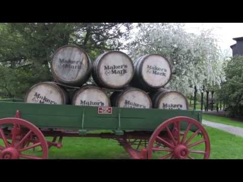 The Bourbon Trail in Kentucky:  A Perfect RV Bucket List Tour