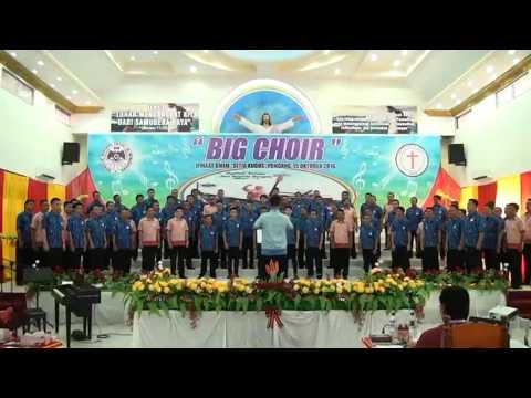 MARS KAUM BAPA GMIM - Sion Teling Male Choir
