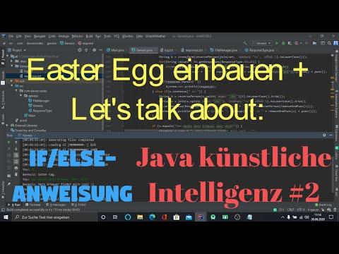 easter-egg-einbauen-+-let's-talk-about:-|-java-künstliche-intelligenz-#2