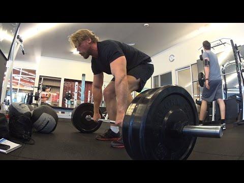 3 Day Full Body Workout Split Day 1