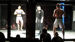 Jarod Barke vs Goran Olujic - MMA Downunder 4, 21 Sept 2013