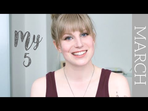 March 'My 5' | eco-friendly favourites
