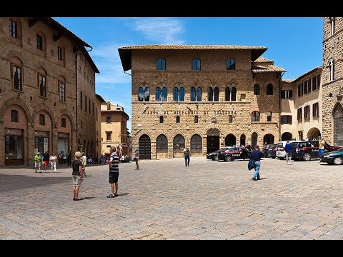 Places to see in ( Volterra - Italy ) Piazza dei Priori from YouTube · Duration:  1 minutes 8 seconds