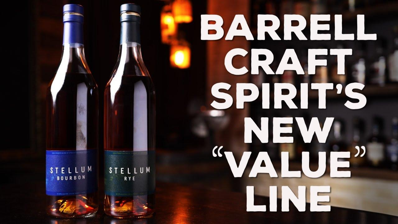 Uncorking Stellum Bourbon and Rye Whiskeys