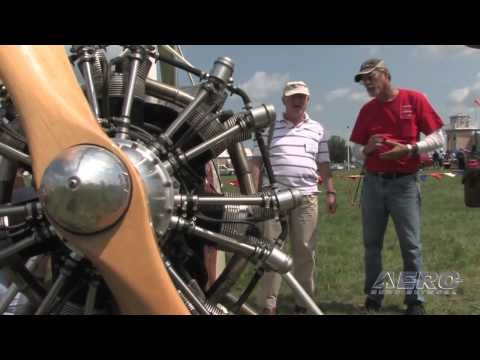 Aero-TV: Ron Herron's Little Wing - Going Back to Traditional Autogyro Roots