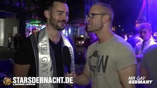 Enrique Doleschy ist Mr Gay Europe 2018