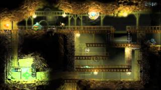 17 - Vessel ( New Puzzle Game ) PC Gameplay - Mine ( Broken Machine 1-3 )