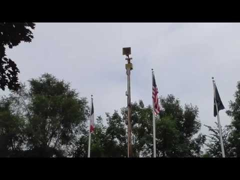 Federal Signal Thunderbolt 1003 Sumner Iowa