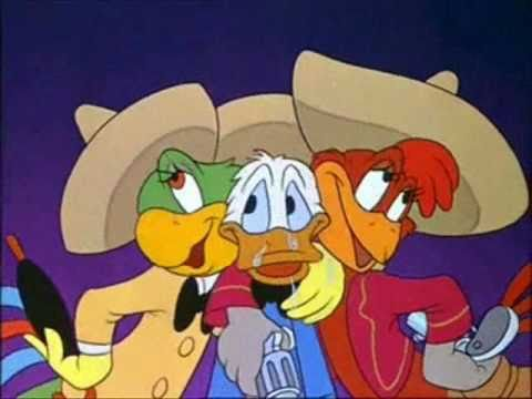 The Three Caballeros Panchito