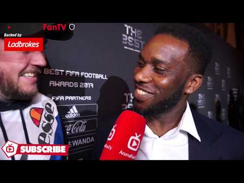 Jay-Jay Okocha Taught Alex Iwobi Everything He Knows | Best FIFA Awards (DT)