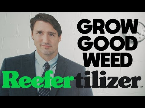 Grow Good Weed With Reefertilizer
