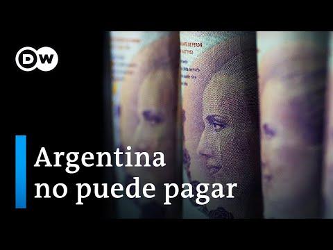 El grito de Argentina ante los acreedores