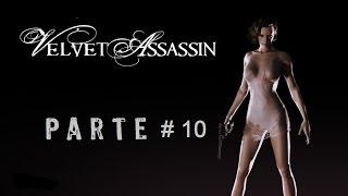 Velvet Assassin -  Parte 10 - O Hospital - Detonado!