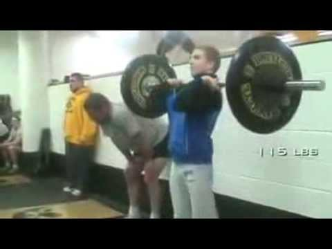 Iowa Wrestling Work Out - YouTube