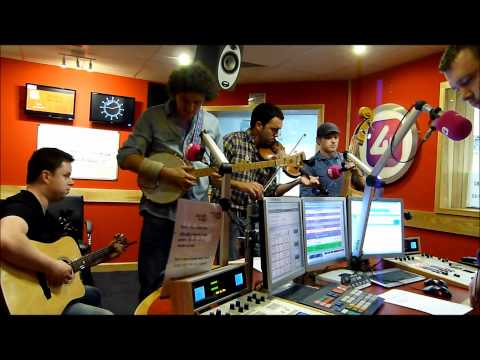 Irishman Live On 4FM - 17/06/2012