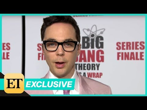 Big Bang Theory Finale: Jim Parsons