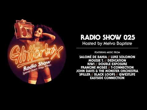 Glitterbox Radio Show 025: w/ Greg Wilson