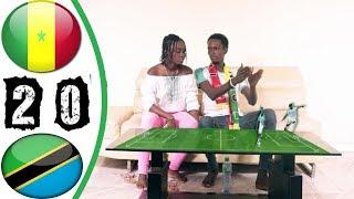 """Série - """"Famille CAN"""" Épisode 3 (Senegal vs Tanzanie)"""
