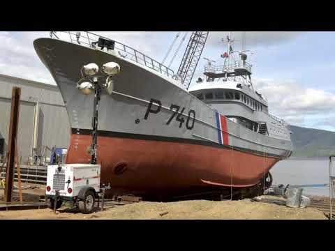 La Marine française choisit le Groupe Océan
