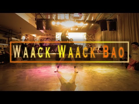 Judge Demo: Waack Waack Bao | The Moment 2018 X Pop City Malaysia