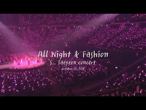 Free Download 181021 All Night+fashion Mp3 dan Mp4