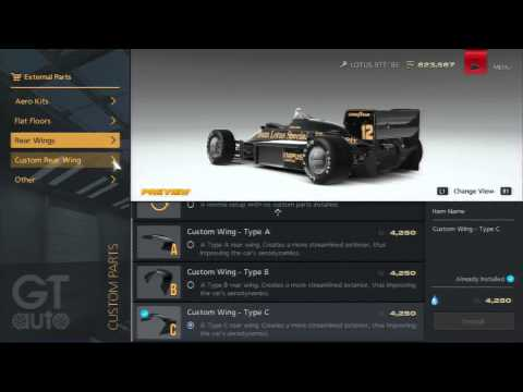full download gran turismo 6 lotus carlton race car build. Black Bedroom Furniture Sets. Home Design Ideas