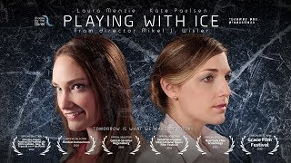 Playing with Ice - Lesbian Sci-fi Romance