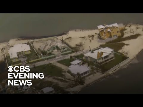 Hurricane Dorian claims at least 20 lives in the Bahamas