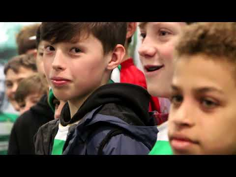 They made me visit Parkhead | Worldstrides Excel