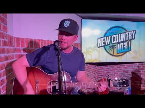 Jameson Rodgers - Cold Beer Calling My Name Live Performance
