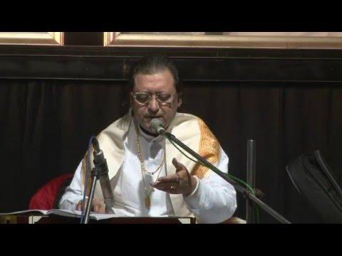 Live at SAIoC - Pandit Srikumar Chattopadhyay (Vocal) - 19.Dec.2015