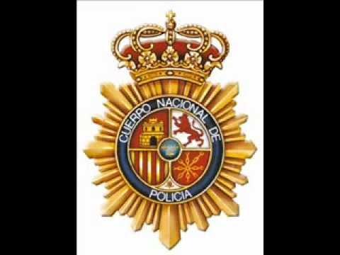 Sonido emisora policía Nacional de España CNP