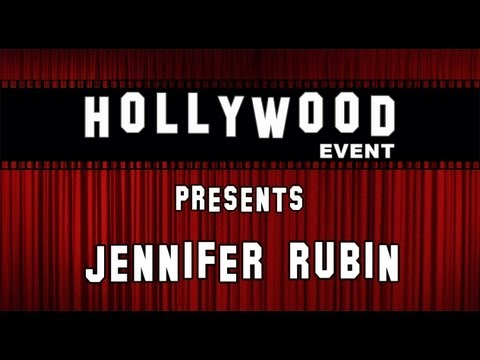 Jennifer Rubin greets the fans of the Hollywood Event Germany