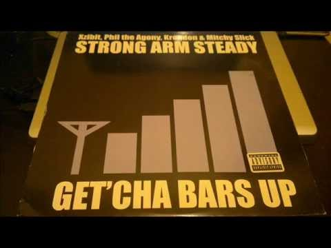 STRONG ARM STEADY (GET YOUR BARS UP) INSTRUMENTAL