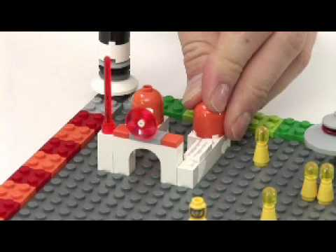 LEGO Games Lunar Command - Toys R Us