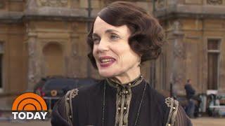 'Downton Abbey' Movie: Exclusive Sneak Peek | TODAY