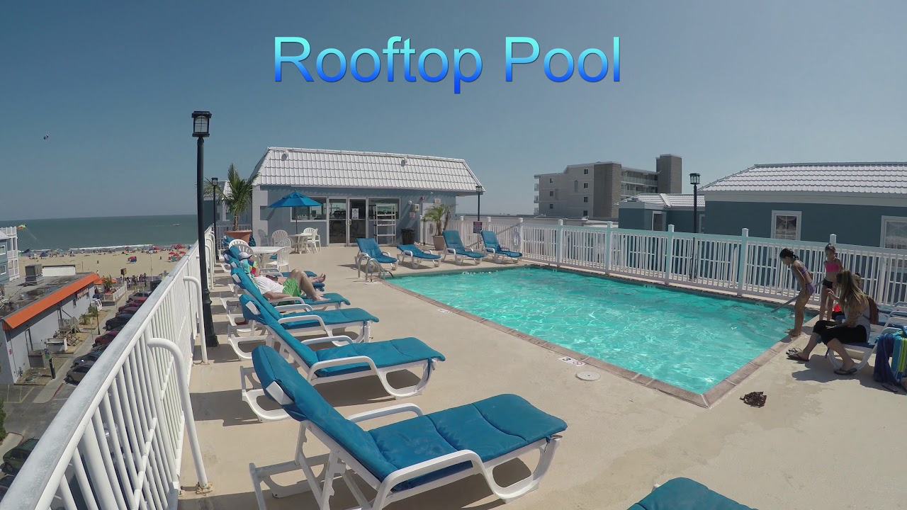 Tidelands Caribbean Hotel Suites Ocean City Md