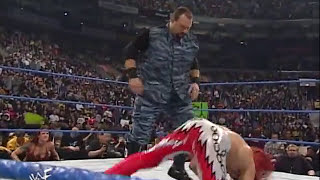 The Dudley Boyz vs Eddie Guerrero & Essa Rios  |  SD!  04/20/00