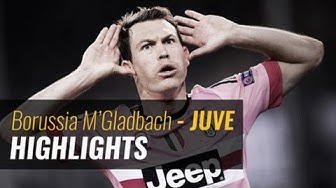 UEFA Champions League - 03/11/2015 - Borussia M'Gladbach-Juventus 1-1