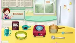 Игры для детей: приготовление еды;  готовим торт