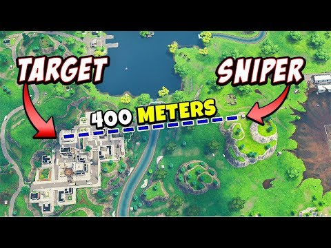 20 LONGEST SNIPES Ever Recorded in FORTNITE | Chaos