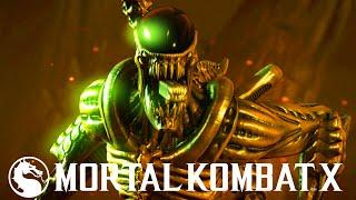 Mortal Kombat X: