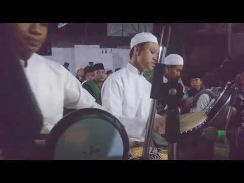 Kunta Rohiman _ Hadrah Al Mundzir (bas, Tam & Darbuka)