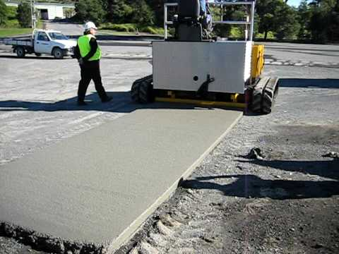 Fastlane Tm Concrete Paver Youtube