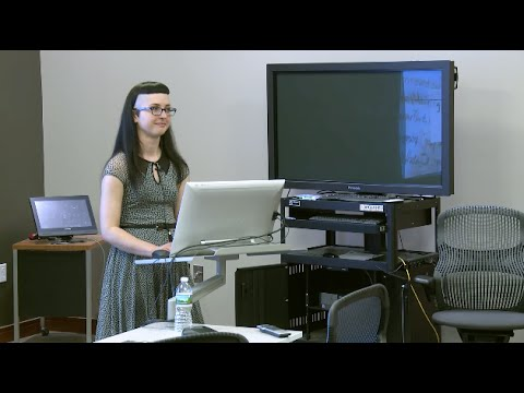 "Terra Huber on ""The Conservation of a 16th Century Papal Bull on Parchment"""
