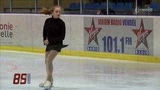 Focus sur le patinage artistique (La Roche-sur-Yon)